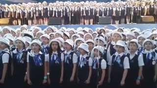 Орлята учатся летать Большой детский хор России
