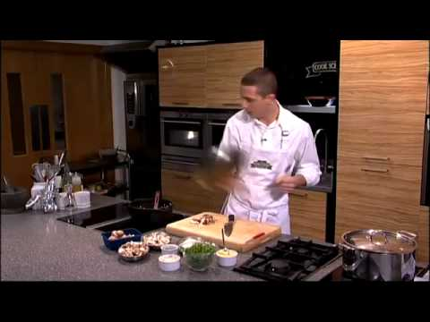 Cook in season: Mushroom Risotto