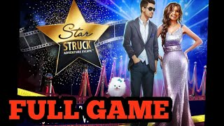 ADVENTURE ESCAPE Starstruck FULL GAME Walkthrough