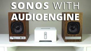 Audioengine HD3 Wireless Speakers: Upgrade Your Sonos Music System