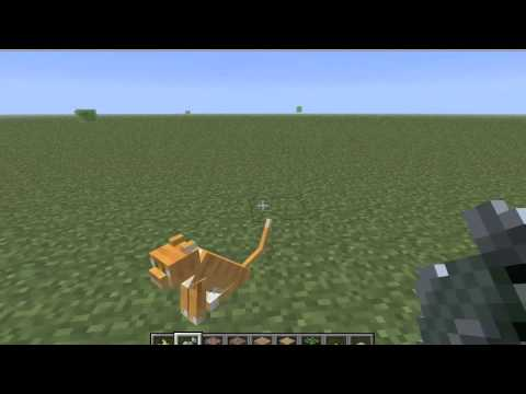 Minecraft Tutorial: How To Tame And Breed An Ocelot