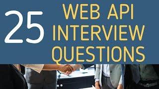Web API interview questions | Asp net web api top 25 interview questions
