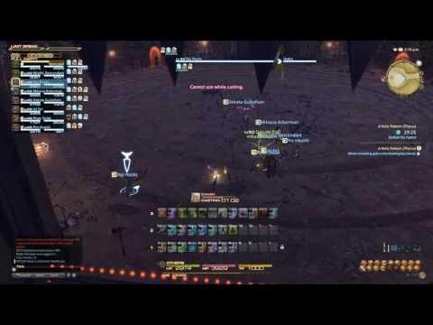 Final Fantasy XIV ARR White Mage Relic Weapon Quest(Hydra) Part 1