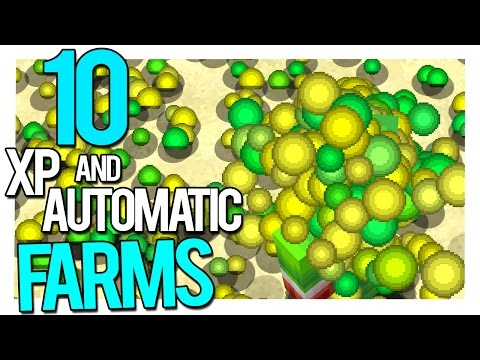 Top 10 Minecraft XP Farms and Automatic Farms