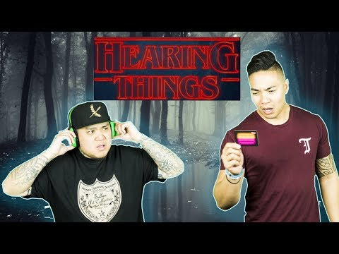 Hearing Things | Lip Reading Challenge!