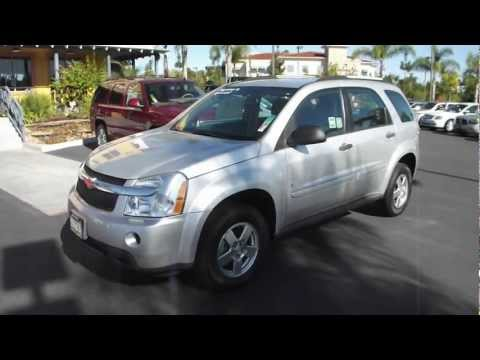 2009 Used Chevrolet san diego  Equinox LS #9570 for sale  at Classic Chariots in san diego