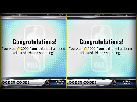 NBA 2K14 Next Gen Locker Codes - Free 3,000 VC! PS4