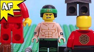 Lego Ninjago Sports Games: Pole Vault