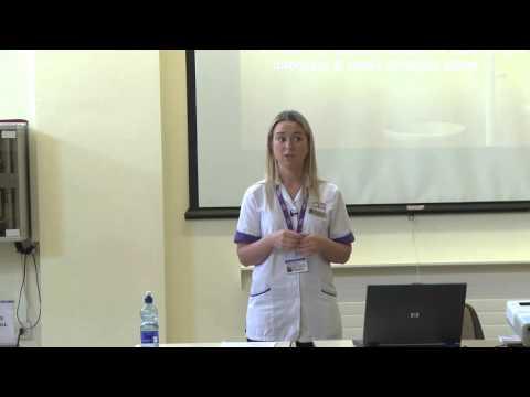 Beaumont Hospital Pulmonary Rehab Study Day - Nutritional Advice to Maintain Good Health