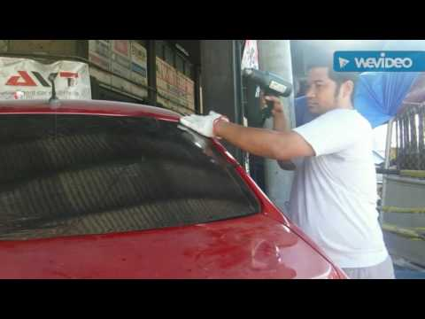 TESTING THE 7 MAGICAL EFFECTS OF 3M CAR TINT