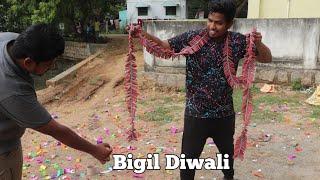 Bursting Day and Night Fancy Crackers | Bigil Diwali