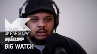 UK Rap Show: Big Watch (Freestyle)