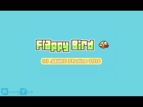 Téléchargez et jouez à Flappy Bird - iPhone / iPad / iPod touch / Android