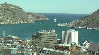 Webcam of Downtown St. John