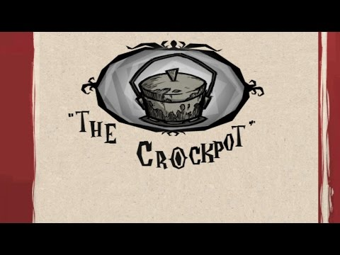 Don't Starve FULL CROCKPOT GUIDE (ALL RECIPES)