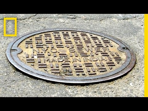 See Where NYC's Manhole Covers Come From | Short Film Showcase