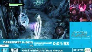 Darksiders 2 Glitches - Permanent Stat Boost Exploit