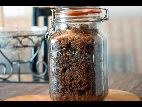 Homemade Dark Brown Sugar