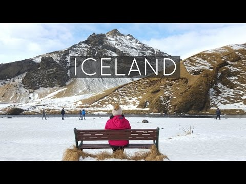 Driving in Iceland In Winter + Northern Lights