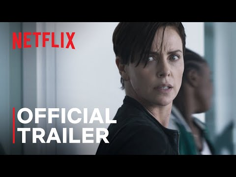 The Old Guard   Official Trailer   Netflix