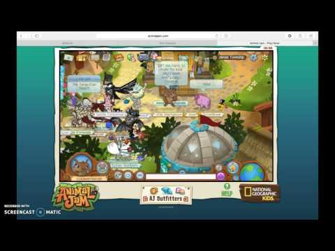 How to get free stuff in AnimalJam no hacks, codes or scams!