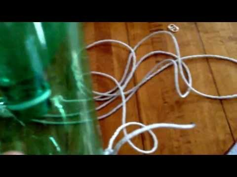 Some simple harmless snake traps: how to hope you enjoy :)