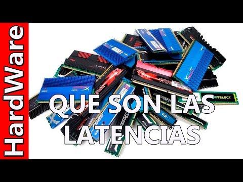 ¿ Que son las latencias de las memorias RAM ? - Y como se producen