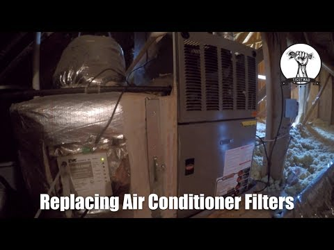 Replacing Home Air Filters - All Of The Details