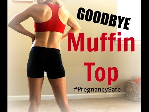 Prenatal Get Rid of Muffin Top Workout: 1st & 2nd Trimester