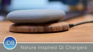 QiStone+ Wireless Battery Pack & Bamboo Qi Charger Are Perfect for iPhone X & iPhone 8