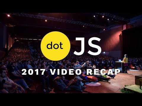 A day at dotJS 2017