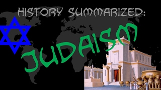 History Summarized: Persistence of Judaism