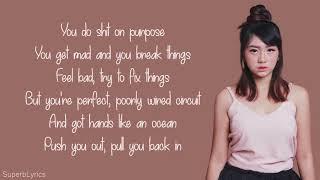 Issues - Julia Michaels ( Cover by Ghea Indrawari )(Lyrics)