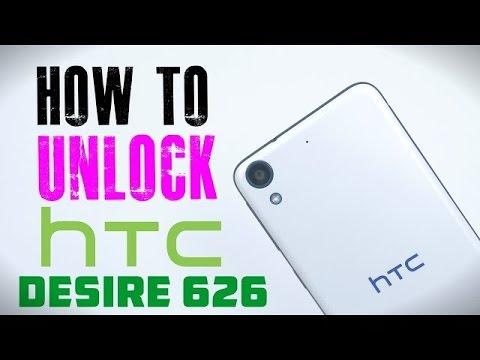 How to read MSL/SPC HTC Desire 626 unlock GSM free no root