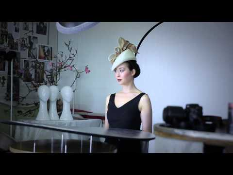 Behind The Scene -Millinery-