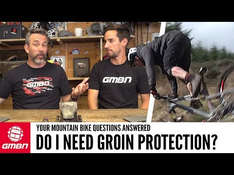 Do I Need Groin Protection? | Ask GMBN Anything About Mountain Biking