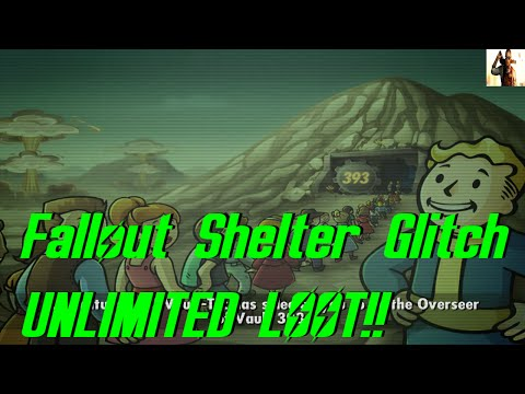How to get UNLIMITED CAPS & OUTFITS in FALLOUT SHELTER Glitch (No Hack/Cheat) | iOS