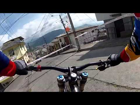 Manizales Urban Race (Qualification) Stupid Crash at the beginning