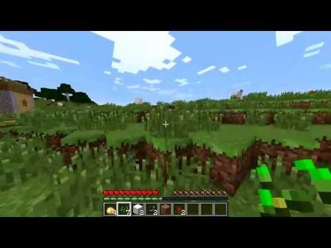Minecraft Fps Test On late 2012 Mac Mini