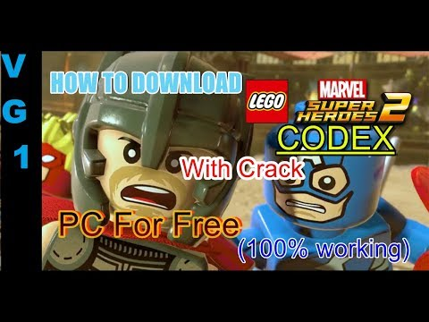 HOW TO DOWNLOAD LEGO MARVEL SUPER HEROES 2 CODEX With Crack PC FOR FREE (100% WORKING)