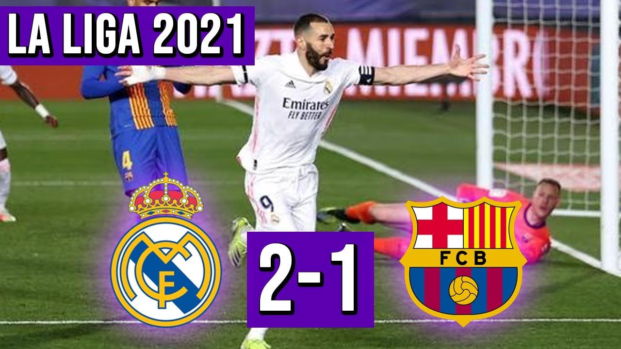 REAL MADRID vs BARCELONA LIVE VIVO 🔴 LA LIGA