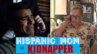 Hispanic Mom vs Kidnapper   David Lopez