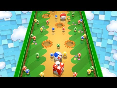 Mario Party 9 - Step It Up (2 Players)