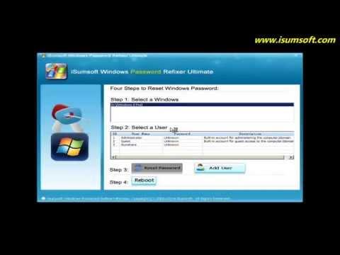 Windows 8 Forgot Password Having No Reset Disk | How to Reset Password