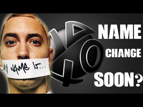 PS4 NAME CHANGE COMING SOON? RUMOR & Speculation? New Update 4.08 PSN GAMER TAG RE-Name