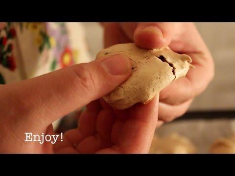 Christmas Cookies: Liquorice Drops