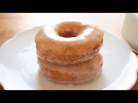 Glazed Doughnuts : Krispy Kreme 글레이즈드 도넛 | SweetHailey