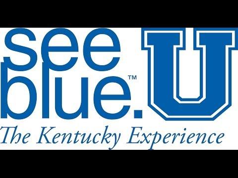 see blue. U - Your University of Kentucky Orientation