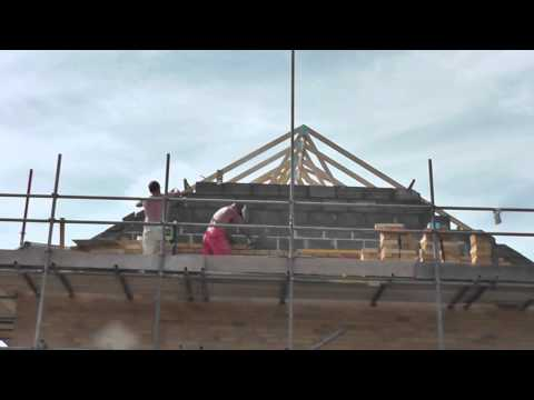 Part 23 Gable Blocks and Strengthening Trusses