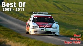 Best Of Rallye   Maxi Kit-Car S1600   Pure Sound   With Onboard [HD] - By WTRS